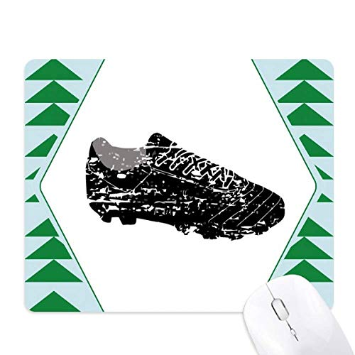 les chaussures de foot foot modèle noir tapis de...