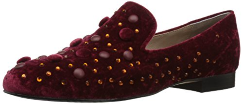 Donald J Pliner Women's Lyle2sp Loafer, Currant, 8.5 M US