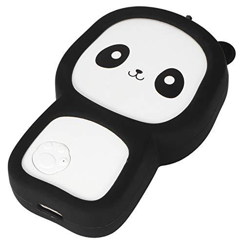 Redxiao 【𝐎𝐟𝐞𝐫𝐭𝐚𝐬 𝐝𝐞 𝐁𝐥𝐚𝐜𝐤 𝐅𝐫𝐢𝐝𝐚𝒚】 Limpiador de Aire Silicone + ABS, purificador casero, USB Alimentado con Cuerda para Ministerio del Interior(Black)