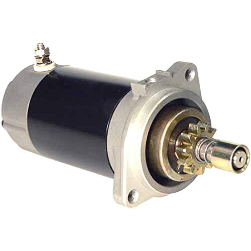 DB Electrical 410-44088 Starter Compatible With/Replacement For Mariner Mercury marine 25Hp 30Hp 40Hp, Yamaha Outboard Motor 25 30 40 Hp Various Years MOT5000N 3420 S108-80B 4-6410 S108-80A 410-44088