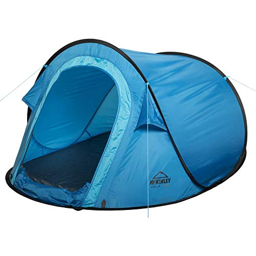 McKINLEY Pop-Up-Zelt Imola, Türkis/Blau, One Size