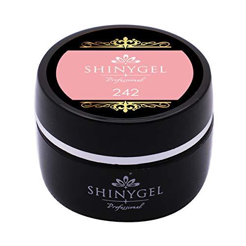 SHINYGEL Professional シャイニージェル プロフェッショナル カラージェル 242/ドラジェピンク 4g [UV/LED対応○] (JNA検定対応)