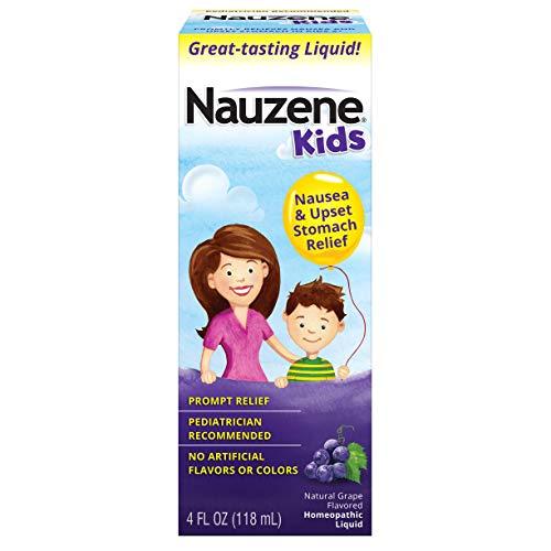 Nauzene Kids Upset Stomach & Nausea Relief Liquid