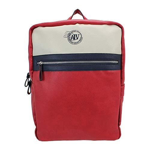 ALV by Alviero Martini - Backpack CITY waterproof and durable, with pocket for IPAD for man