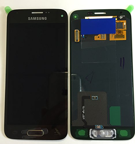 LCD Display Touchscreen in Gold GH97-16147D für Samsung Galaxy S5 MINI SM-G800F