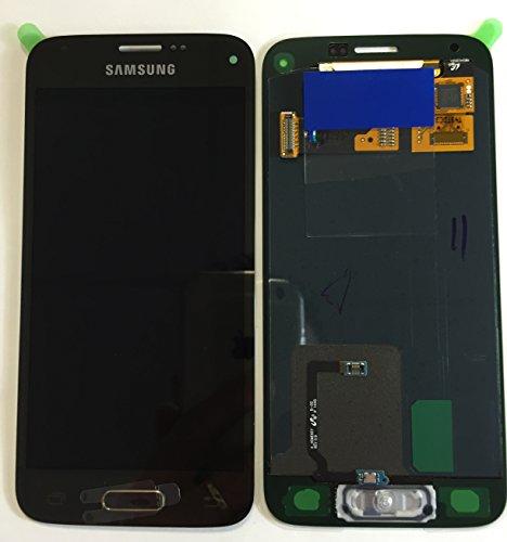 LCD Display Touchscreen in Gold GH97-16147D für Samsung Galaxy S5 MINI SM-G800F