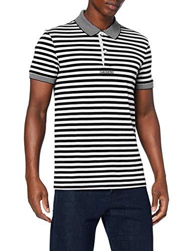 Lacoste Mens Ph1890 Polo Shirt FarineABIMES L