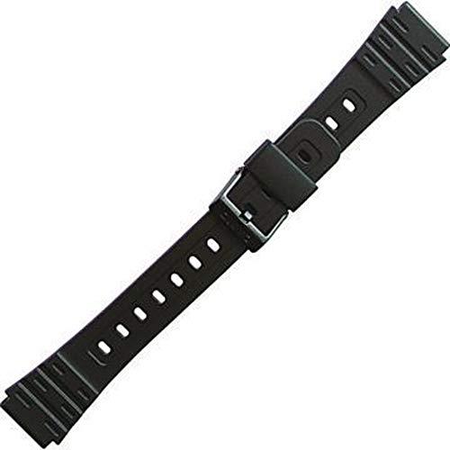 Casio - Cinturino per orologio nero per W-59-1VD, JC-30 71604816
