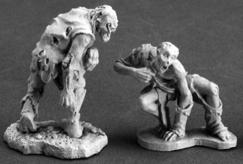 Zombies (2) Dark Heaven Legends Miniature