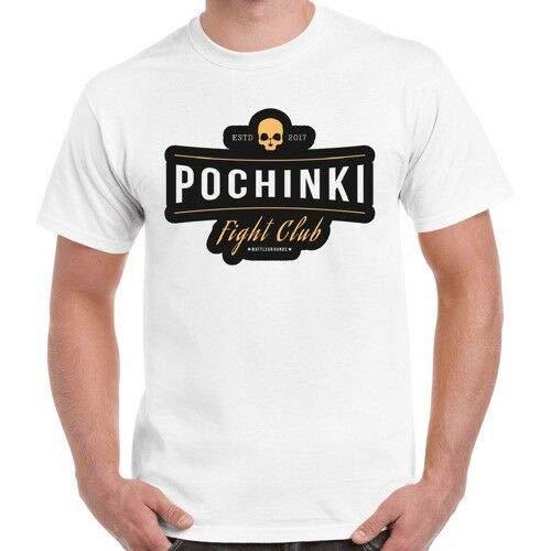 Pochinki Fight Club Pubg Winner Chicken Dinner Game Xbox Retro T Shirt