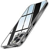 TENDLIN Compatible con Funda iPhone 13 Pro MAX [Anti-Amarilleo] Transparente Espalda Dura y Parachoques Suave Delgado Protector Carcasa iPhone 13 Pro MAX 6.7'' - Clara