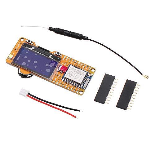 KEMEILIAN Weit verbreitet DEAUTHER Miniskirt WiFi ESP8266 Development Board mit OLED DSTICE für Arduino - Produkte, die mit verschriebenen Arduino-Boards zusammenarbeiten Dauerhaft