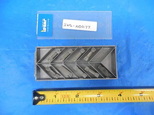 13pcs New ISCAR XOMT 060204 GF IC328 Carbide Inserts EDP 05503660 GFIC328 CNC