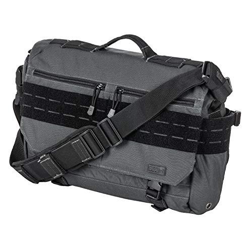 5.11 Tactical Series FTL56177BK, Coltello a Lama Fissa Unisex – Adulto, Nero, Taglia Unica