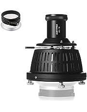 AMBITFUL AL-16 Focalize óptico cilindro de luz del haz del condensador Focalize arte fotografía cilindro de luz