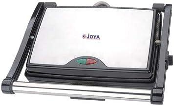 Joya Sandwich Maker, 1100-1300 Watts, 12-031, Silver