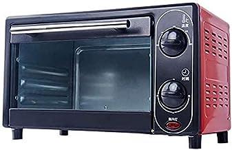 THj Four électrique Domestique, Cuisson Multifonctions pour gâteaux, minuterie de réglage de la température du Four électr...