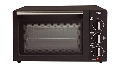 Mini Toaster Oven Electric 14L Bake Kitchen Compact Table Top Timer 1200W