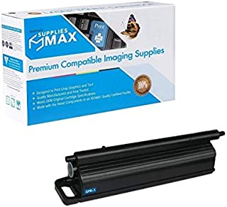 SuppliesMAX Compatible Replacement for Katun KAT30439 Copier Toner (1650 Grams-36000 Page Yield) - Equivalent to Canon GPR-7