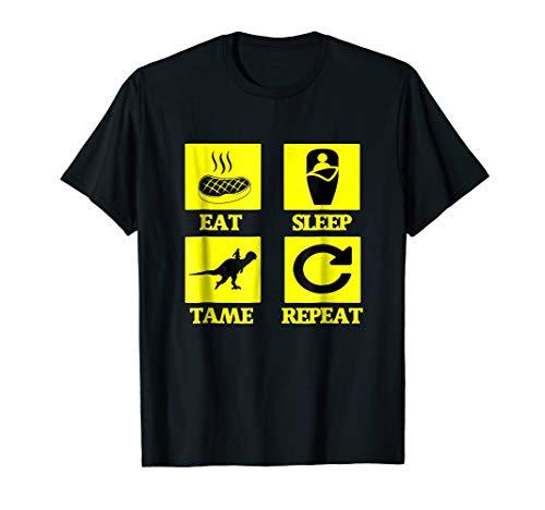 Eat Sleep Tame Repeat Ark