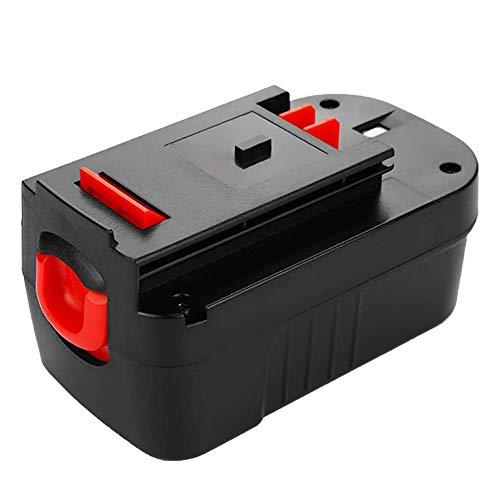 Masione 3.6Ah Ni-Mh Battery for Black & Decker 18V Battery HPB18