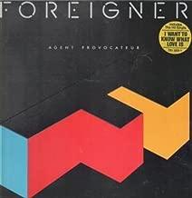 Agent Provocateur LP (Vinyl Album) German Atlantic 1984