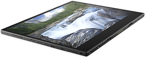 Dell Latitude 12 7000 7285 2-IN-1 Business Tablet: 12.3in Gorilla Glass TouchScreen (2880x1920), Intel Core i5-7Y54, 256GB PCIe NVMe M.2 SSD, 8GB RAM, IR Camera, Windows 10 Pro (Renewed)