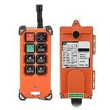 Telecomando per paranco, telecomando per gru a 2 trasmettitori, interruttore a pulsante se...