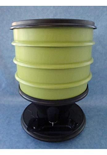 Eco-Worms - Lombricomposteur Coloris Vert Clair