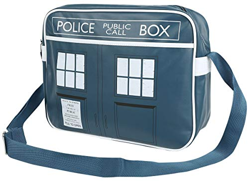 Doctor Who Tardis Umh�ngetasche E1025511-00