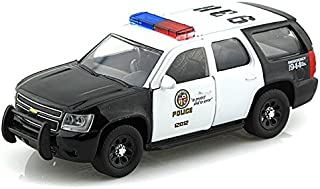 2010 Chevy Tahoe Police Los Angeles Police Department LAPD 1/32