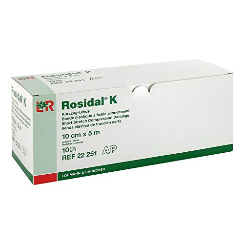ROSIDAL K Binde 10 cmx5 m 10 St Binden