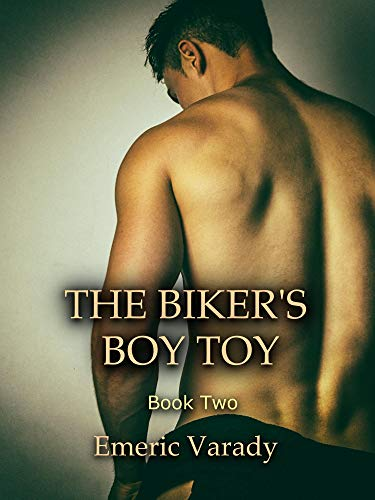 The Biker's Boy Toy: Book Two: The Leatherman's Disciple (English Edition)