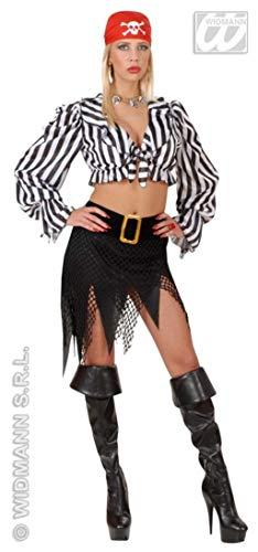 Sexy Piratin Damenkostüm