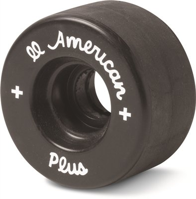 Sure-Grip All American Plus Wheels Black from Sure-Grip