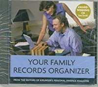 Your Family Records Organizer by Kiplinger