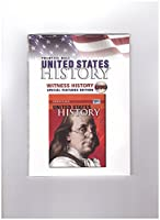 United States Witness History DVD, Special Features Edition, Survey Edition (Prentice Hall United States History: Survey Edition) 0132025647 Book Cover