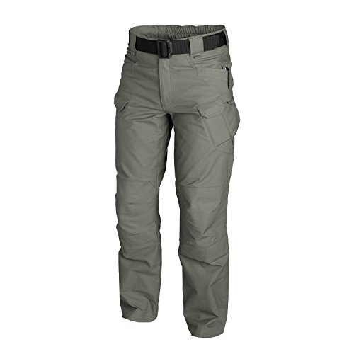 Helikon-Tex Urban Tactical Pants Ripstop, Uomo, Olive Drab, M/Long