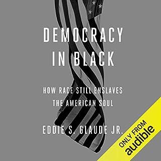 Democracy in Black audiobook cover art
