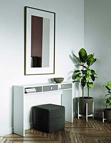 Console Blanc/Taupe, 2030A2191A17