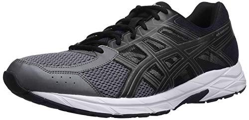ASICS - Mens Gel-Contend 4 Shoes, 5 UK, Dark Grey/Black/Carbon