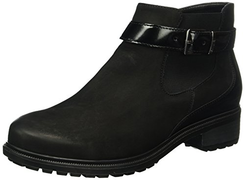 ara Kansas-St, Damen Chelsea Boots, Schwarz (schwarz 61), 38 EU (5 UK)