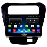 ateen Suzuki Alto 800 9' inch Double din Android Music System/Player/Stereo with 6GB ram/128 GB...