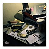 Kendrick Lamar (Section 80) - Album Cover Poster Decorative Canvas Painting Wall Art Living Room Bedroom 16'×16'(40*40cm)