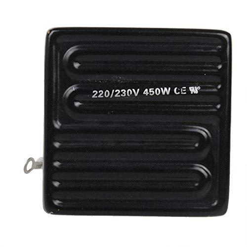 Masunn 220/230 V, 450 W, 80 x 80 mm infrarood keramische verwarmingsplaat voor bga-werk-soldeergereedschap