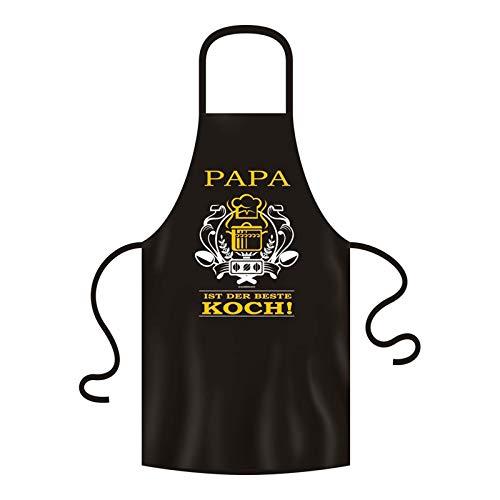 Grillschürze Original Rahmenlos ® Papa bester Koch