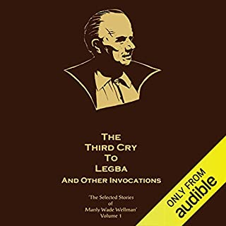 The Third Cry to Legba and Other Invocations audiobook cover art