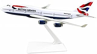 Premier Planes 747 British Airways Boeing 747 1:250 Clip Together Model by Premier Planes