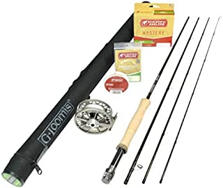 G. Loomis IMX PRO 590-4 Fly Rod Outfit : 5wt 9'0