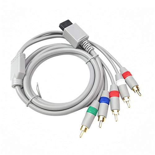 worahroe RCA O Cable Video Plug HD TV TV Componente Componente AV...